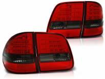 Комплект тунинг LED стопове за Mercedes W210 E-класа 1995-03.2002 комби , ляв и десен