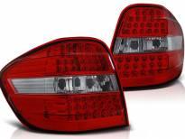 Комплект тунинг LED стопове за Mercedes M-класа W164 2005-2008 , ляв и десен