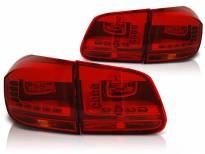 Комплект тунинг LED стопове за Volkswagen TIGUAN 07.2011- , ляв и десен
