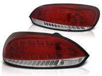 Комплект тунинг LED стопове за VW Scirocco III 2008-04.2014 червено/бели , ляв и десен