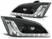 Комплект тунинг фарове с LED светлини за Ford FOCUS MK2 09.2004-01.2008 , ляв и десен