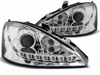 Комплект тунинг фарове с LED светлини за Ford FOCUS MK1 10.1998-10.2001 , ляв и десен