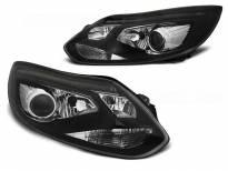 Комплект тунинг фарове с LED светлини за Ford FOCUS MK3 2011- 10.2014 , ляв и десен