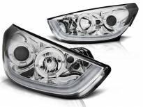 Комплект тунинг фарове за HYUNDAI TUCSON IX35 2010-2013 , ляв и десен