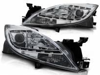 Комплект тунинг фарове за MAZDA 6 II 2010-2012 , ляв и десен