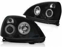Комплект тунинг фарове за RENAULT CLIO II 06.2001-09.2005 , ляв и десен