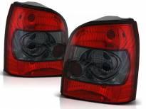 Комплект тунинг стопове за Audi A4 11.1994-2001 комби с червена и опушена основа , ляв и десен