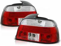 Комплект тунинг стопове за BMW E39 09.1995-08.2000 седан с червена и бяла основа , ляв и десен