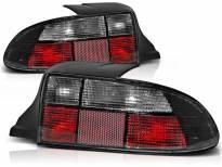 Комплект тунинг стопове за BMW Z3 01.1996-1999 кабрио с черна основа , ляв и десен