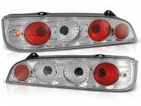 Комплект тунинг стопове за Fiat SEICENTO 600 1998-2010 с хром основа , ляв и десен