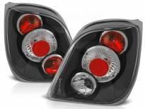 Комплект тунинг стопове за Ford FIESTA MK3 04.1989-09.1995 3/5 врати, хечбек с черна основа , ляв и десен