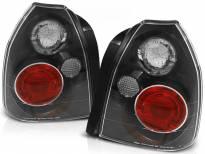 Комплект тунинг стопове за Honda CIVIC 09.1995-02.2001 3 врати с черна основа , ляв и десен