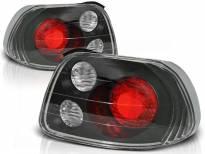 Комплект тунинг стопове за Honda CRX DEL SOL 03.1992-1997 с черна основа , ляв и десен