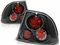 Комплект тунинг стопове за Opel VECTRA B 11.1995-12.1998 седан/хечбек с черна основа , ляв и десен