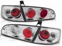 Комплект тунинг стопове за Seat IBIZA 6L 04.2002-2008 седан/хечбек с хром основа , ляв и десен