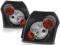 Комплект тунинг стопове за Toyota COROLLA 12.2001-2007 хечбек с черна основа , ляв и десен