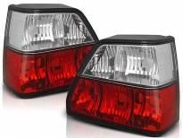 Комплект тунинг стопове за Volkswagen GOLF 2 08.1983-08.1991 хечбек с червена и бяла основа , ляв и десен