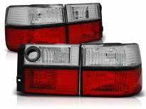Комплект тунинг стопове за Volkswagen VENTO 01.1992-09.1998 седан с червена и бяла основа , ляв и десен