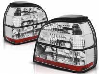 Комплект тунинг стопове за Volkswagen GOLF 3 09.1991-08.1997 хечбек, кабрио с хром основа , ляв и десен