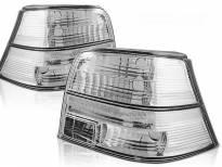 Комплект тунинг стопове за Volkswagen GOLF 4 09.1997-09.2003 хечбек с хром основа , ляв и десен