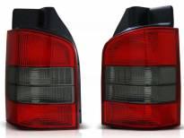 Комплект тунинг стопове за Volkswagen T5 04.2003-2009 с червена и опушена основа , ляв и десен