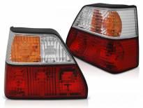 Комплект тунинг стопове за VW Golf II 08.1983-08.1991 червено/бели , ляв и десен