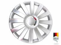 "Декоративни тасове PETEX 15"" Spyder pro silver, 4 броя"