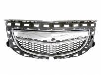 Хром/черна решетка без емблема за Opel Insignia 2008-2013