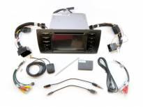 Мултимедийна навигационна система Hualingan HL-8786GB - BMW e39/Х5 е53