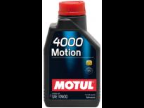 MOTUL 4000 MOTION 10W30 1L