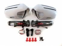 Капаци с LED мигачи за странични огледала за Mercedes SL класа R230 2006-2009/SLK класа R171 2006-2009