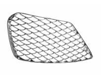 Лява решетка за предна AMG броня тип S65 за Mercedes S класа W222 след 2014 година