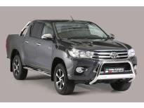 Висок ролбар Misutonida за Toyota Hilux след 2016 година двойна кабина и екстра кабина