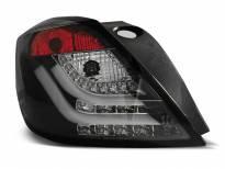 Тунинг LED стопове за Opel ASTRA H 03.2004-2009 3 врати, GTC, хечбек