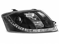 Тунинг фарове с LED светлини за Audi TT 1999-2005 купе/кабрио