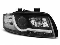 Тунинг фарове с LED светлини за Audi A4 B6 10.2000-10.2004 седан/комби