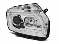 Тунинг фарове с LED светлини за Dacia DUSTER 04.2010