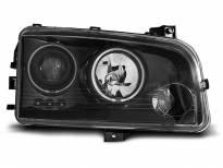 Тунинг фарове с CCFL ангелски очи за Dodge CHARGER LX 2006-2010