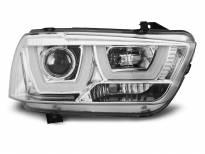 Тунинг фарове с LED светлини за Dodge CHARGER LX II 2011-2015
