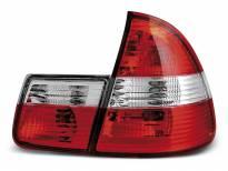 Тунинг стопове за BMW E46 1999-2005 комби с червена и бяла основа