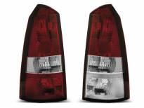 Тунинг стопове за Ford FOCUS 1 10.1998-10.2004 комби с червена и бяла основа
