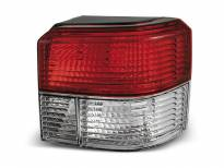 Тунинг стопове за Volkswagen T4 1990-03.2003 с червена и бяла основа