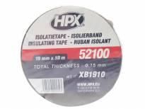 PVC изолационна лента HPX тип VDE 19mm/10m черна