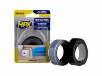 Велкро лента ZIP FIX на HPX 2/20mm/1m черна