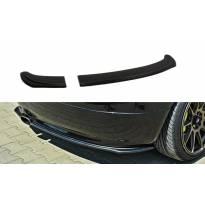 Добавка Maxton Design за задна тунинг броня на Skoda Fabia I RS 2003-2007, черен лак