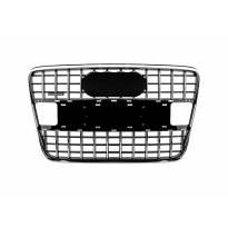 Черна решетка тип S за Audi Q7 2005-2015