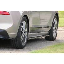 Добавки за прагове за Hyundai I30 Mk3 хечбек след 2017 година, визия лак