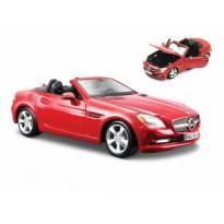Играчка Maisto Fresh Metal червен Mercedes SLK кабрио в мащаб 1:24
