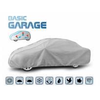 Покривало Kegel серия Basic размер XL сиво за седан
