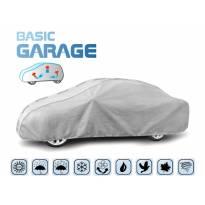 Покривало Kegel серия Basic размер L сиво за седан